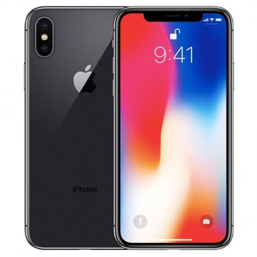 Pre-owned iPhone X  256GB (Grade A)