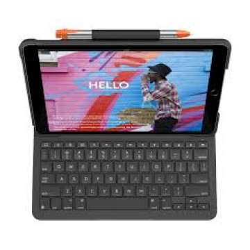 Logitech Slim Folio iPad Keyboard (7th Gen)